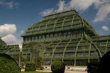 Free Palm Pavillion, Vienna Royalty Free Stock Photo - 4142815