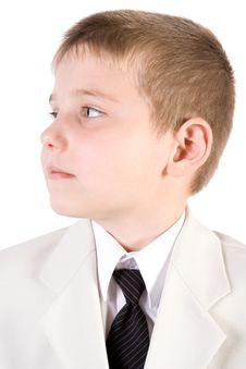 Free Well-dressed Young Businessman Stock Photo - 4143470