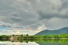 Free A View Of A Lake Stock Photos - 4143763