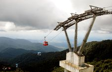 Free Cable Car Stock Photo - 4143900