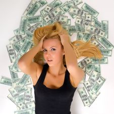 Free All The Money Stock Images - 4144414