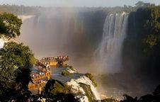 Free View-Iguaçu Falls Stock Photos - 4144493