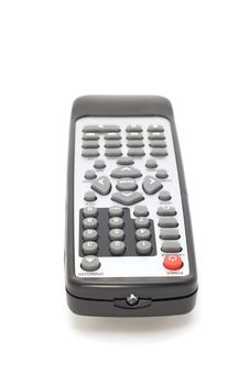 Free TV Remote Control On White Stock Photography - 4145052