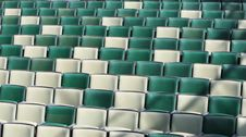 Free Empty Seats Stock Photography - 4145852