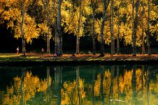 Free Autumn In Rome Royalty Free Stock Photography - 4146067
