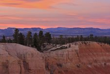 Free Dawn On Bryce Canyon Royalty Free Stock Photo - 4146415