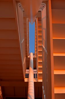 Free Stairs Stock Photo - 4148110