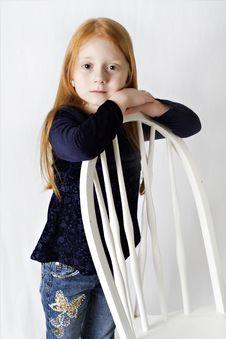 Free Beautiful Girl Long  Hair Royalty Free Stock Photo - 4148325