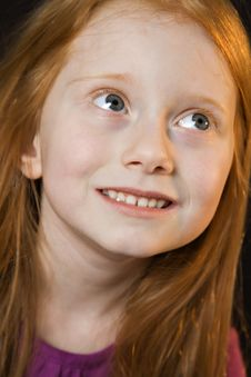 Free Redhead Girl Stock Photo - 4148400