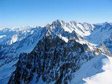Free Chamonix Mountain Royalty Free Stock Image - 4148476