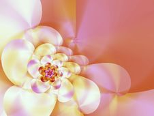 Flower Texture Royalty Free Stock Image
