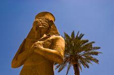 Free Pharaoh Stock Image - 4149311