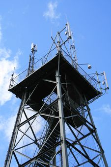 Free Antenna Royalty Free Stock Image - 4149676