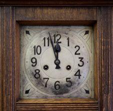 Free Clock2 Royalty Free Stock Photos - 4149998