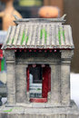 Free Life In Old Beijing. Stock Photo - 4151320