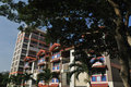 Free HDB Flats In Singapore Stock Photography - 4154162