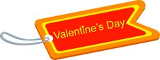 Free Valentine Key Holder Royalty Free Stock Photos - 4151418