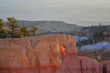 Free Bryce Canyon Royalty Free Stock Image - 4151996