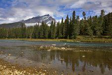 Free Mountain Reserve. Royalty Free Stock Photo - 4152605