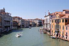 Free Venice Canal Stock Photo - 4152640