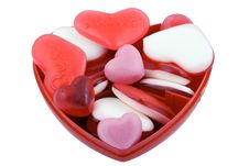 Free Valentine Candy Stock Images - 4154604