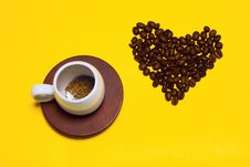 Free Coffee Pending Stock Images - 4156454