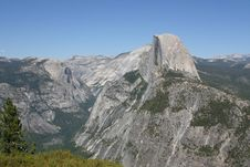 Free Half Dome Stock Photography - 4156992