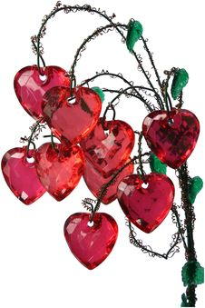 Free Bunch Of Hearts Stock Images - 4157594