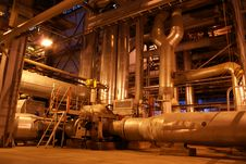 Free Power Plant Royalty Free Stock Photography - 4159307