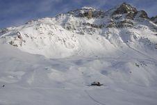 Free Alps Panorama Stock Photos - 4159793