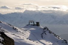 Free Alps Panorama Stock Images - 4159874