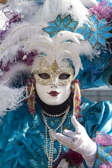 Free Mask Royalty Free Stock Photo - 4159945