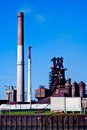 Free Industrial Chimney Stack Stock Photo - 4160330