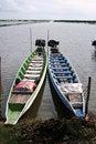 Free Thai Sampan Boat Stock Photography - 4164202