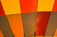 Free Hot Air Balloon Pattern Royalty Free Stock Photography - 4160237