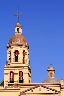 Free Santa Cruz Convent Royalty Free Stock Photos - 4160618