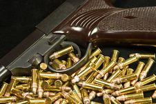 Free Ammo 4 Royalty Free Stock Image - 4161456