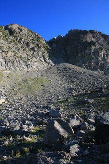 Free Mountain Boulders 2 Stock Photos - 4161693