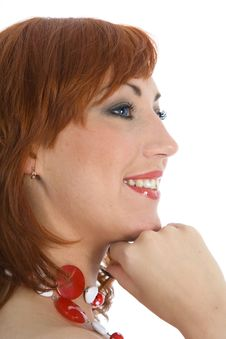 Free Portrait Redheaded Stock Images - 4163334