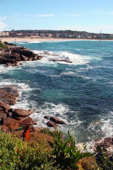 Australia Bondi Beach Stock Photo