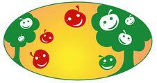 Free Apple Garden, Vector Stock Photos - 4164663