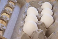 Free Eggs Royalty Free Stock Photography - 4165527