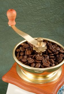 Free Coffee Grinder Stock Images - 4166804