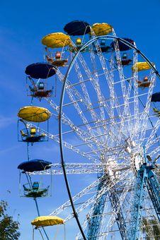 Free Ferris Wheel Royalty Free Stock Photography - 4167607