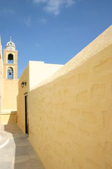 Free GREEK CHURCHES Royalty Free Stock Photos - 4167878