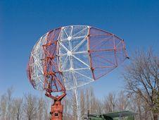 Free Radar Royalty Free Stock Image - 4167976