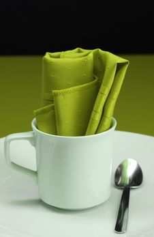 Free Coff After Dinner Stock Image - 4168091
