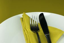 Free Dinner Table Setting Stock Images - 4168114