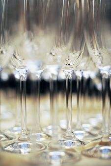 Free Much Goblets Stock Image - 4168811