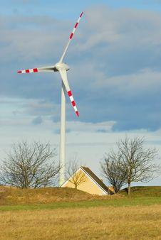 Free Windmill No.15 Stock Photo - 4169340